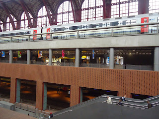 Train Station Antwerp Belgium Railway History