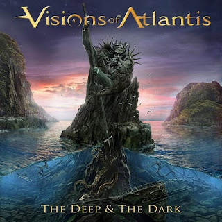 "Visions of Atlantis - ""The Deep & The Dark"" (album)"