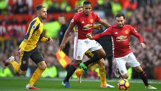 اهداف مباراة ارسنال ومانشستر يونايتد اليوم 05/12/2018 Manchester Utd vs Arsenal live