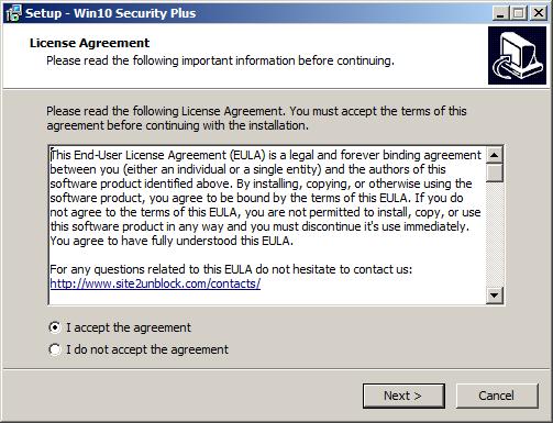 تحميل وتثبيت وشرح أداة Win10 Security Plus لحماية جميع أنظمة الويندوز