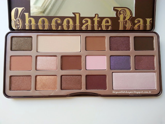 too faced far
