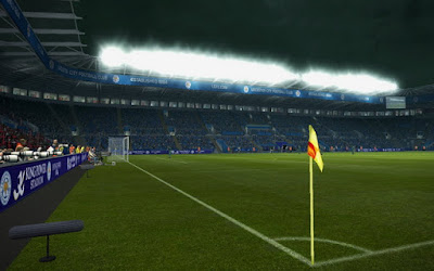 PES 2013 King Power Stadium (Leicester) by Gendy