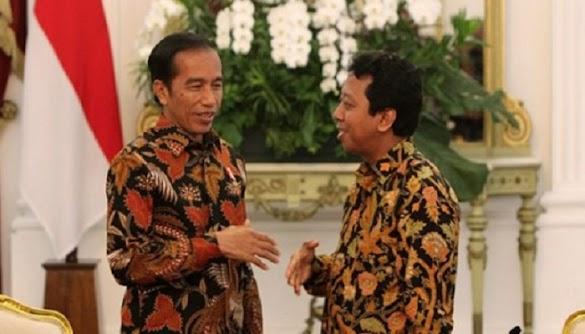 Si Rommy Kena Ciduk KPK, Jokowi Bakal Sulit Reborn