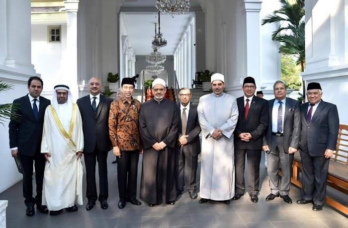 Kunjungan Grand Syekh Al Azhar; Indonesia Dorong Revitalisasi Poros Wasatiyyat Islam Dunia