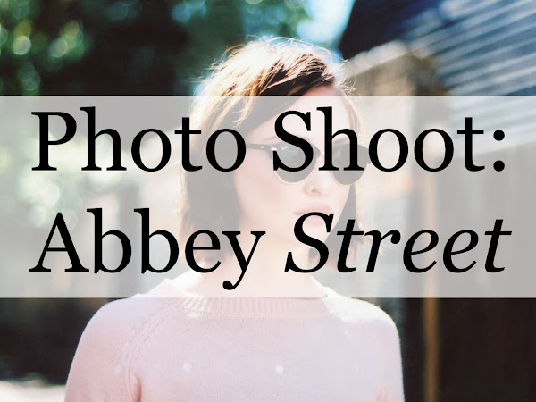 Photo Shoot: Abbey Street