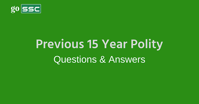 previous-ssc-polity-questions
