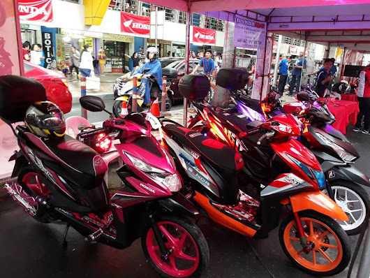 HONDA PH & PASIG CITY PARTNERS FOR HONDA ARANGKADA 2018