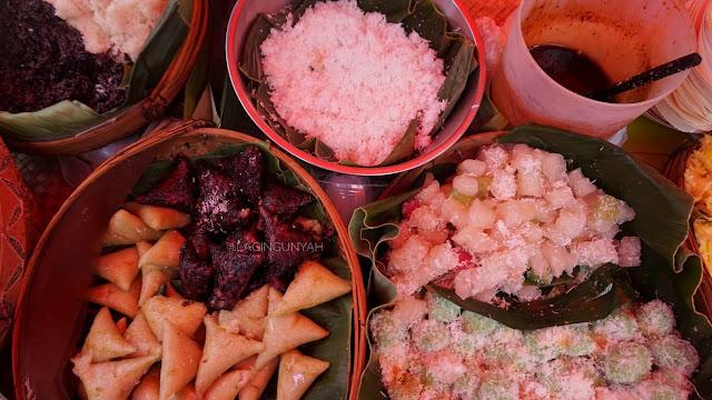 Jajanan Pasar di Pucuk Coolinary Festival Jogja