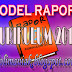 MODEL RAPORT KURIKULUM 2013