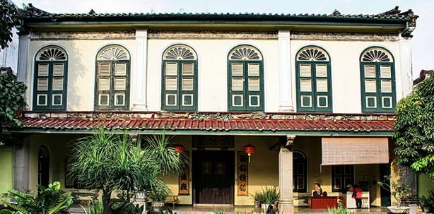 Tjong A Fie's Mansion tempat wisata di Medan yang wajib dikunjungi