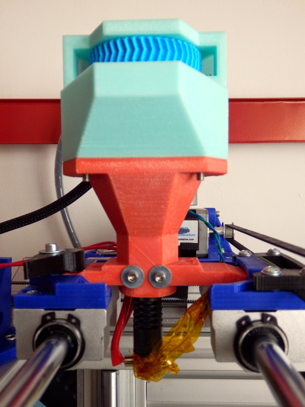 Reprap Development And Further Adventures In Diy 3d Printing No More Filament Quest For A Universal Pellet Extruder For 3d Printing