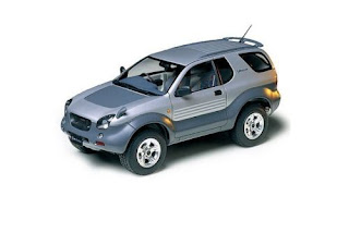 Tamiya 24191 1/24 Isuzu VehiCROSS Model Kit