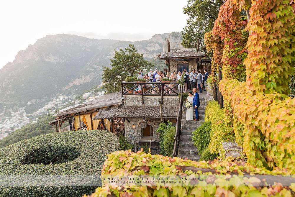 La Tagliata wedding reception