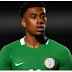 Why My son snubbed England call up - Iwobi