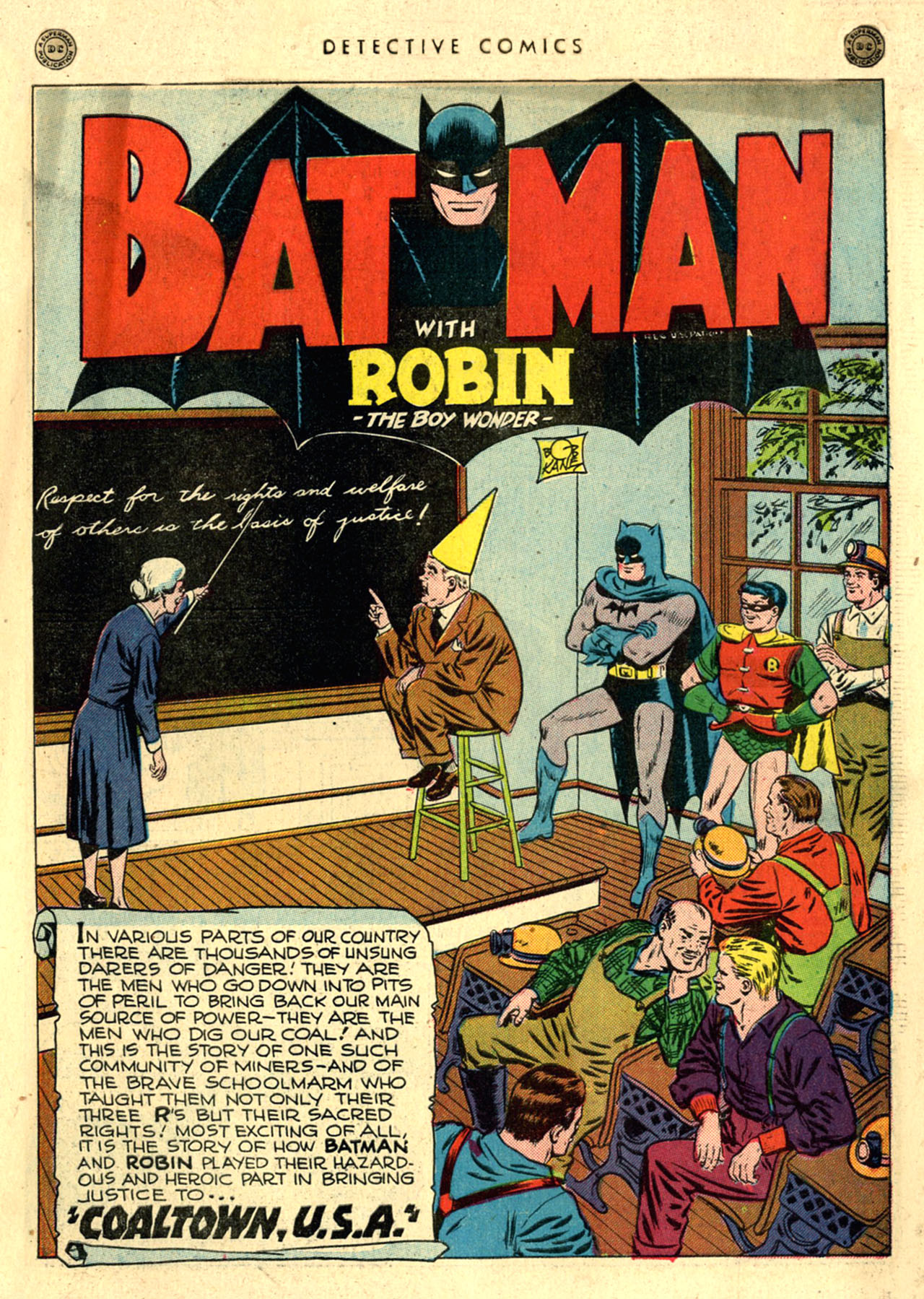 Read online Detective Comics (1937) comic -  Issue #111 - 3