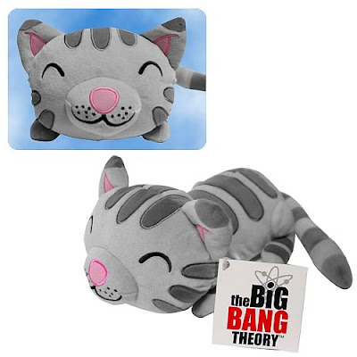 The Big Bang Theory - Peluche Dulce Gatito