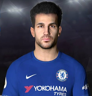 PES 2017 Faces Cesc Fabregas by Facemaker Ahmed El Shenawy