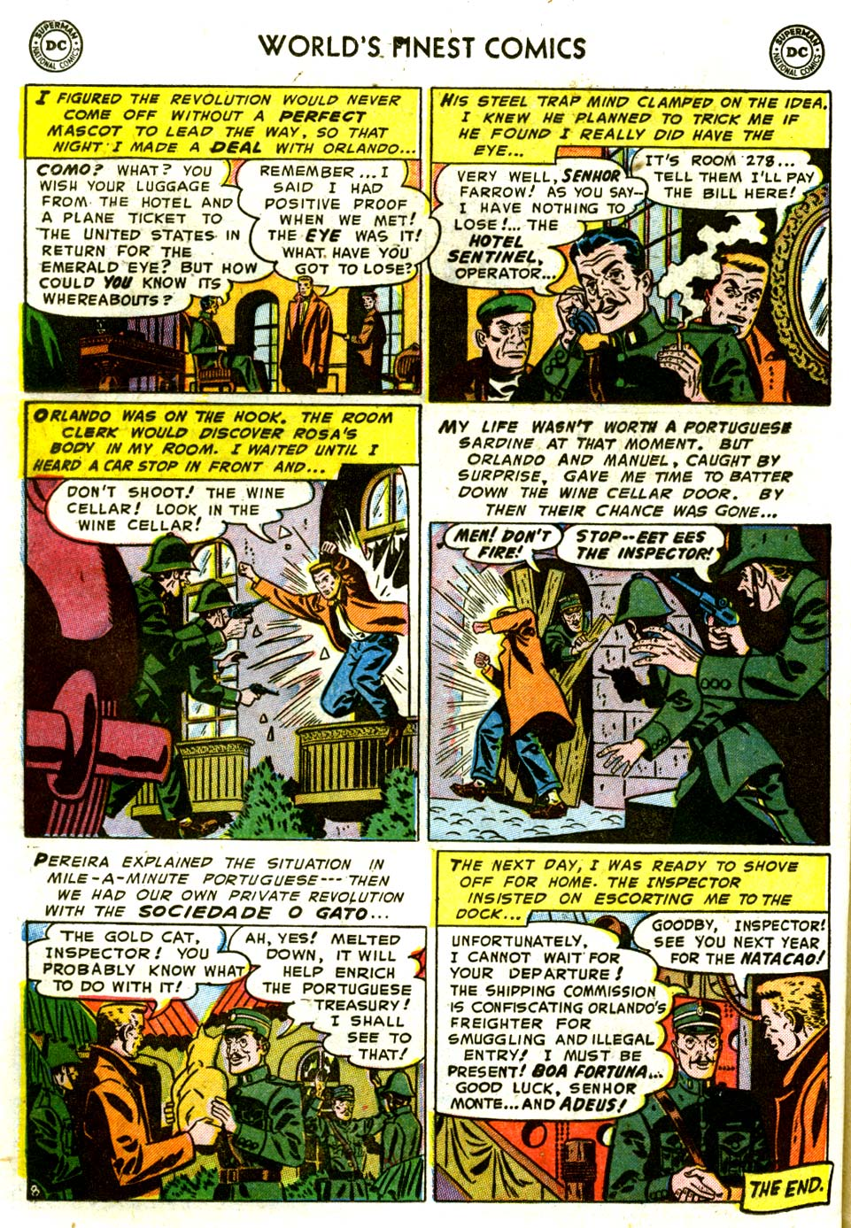 Read online World's Finest Comics comic -  Issue #68 - 50