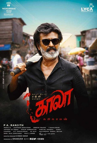 Kaala 2018 Full Movie Hindi Dubbed 800mb DvdScr Download
