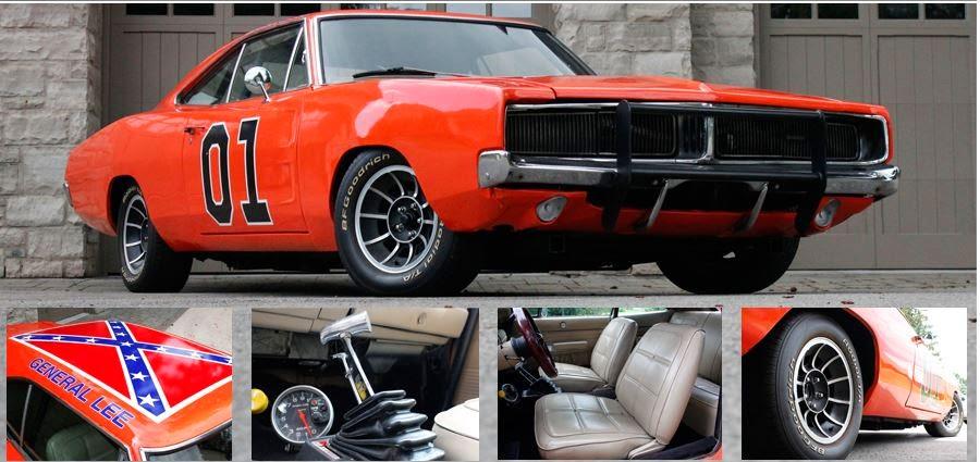 Interesting Find: 1969 General Lee Movie Car ...  Interesting Fin...
