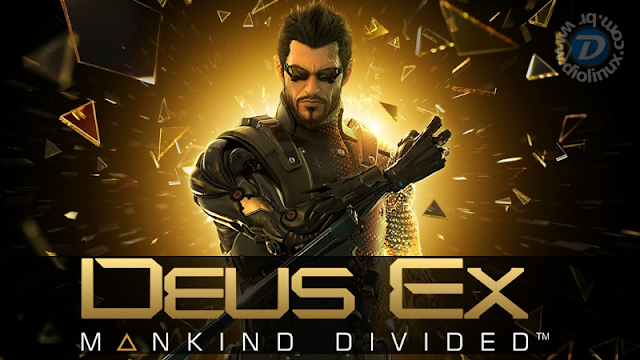 Deux Ex Mankind Divided