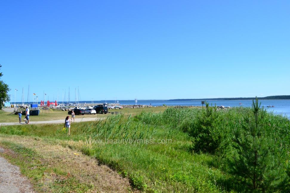 Lohusalu rand ja sadam