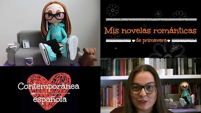 Mis novelas románticas de primavera | Contemporánea española