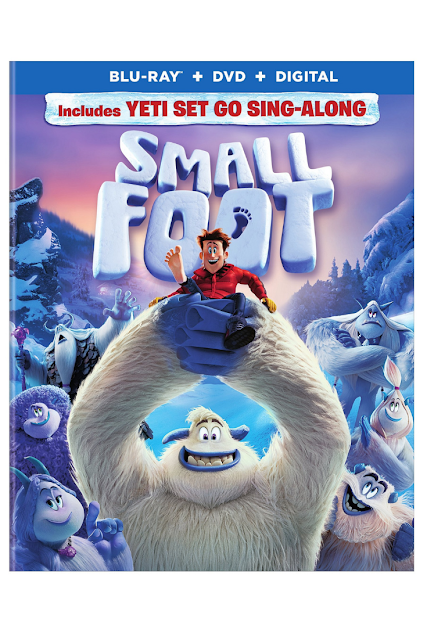 Smallfoot Warner Bros Kids Movie