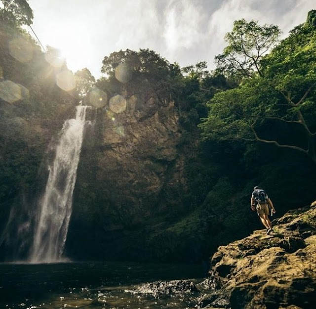 Tempat Wisata Air Tejun di Lombok Utara Yang Keren