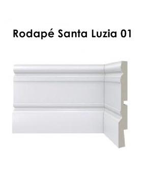 Rodapé Branco no City América