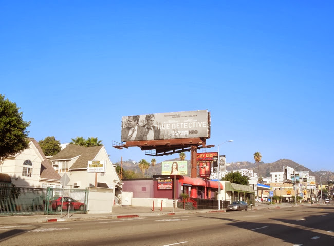 True Detective billboard