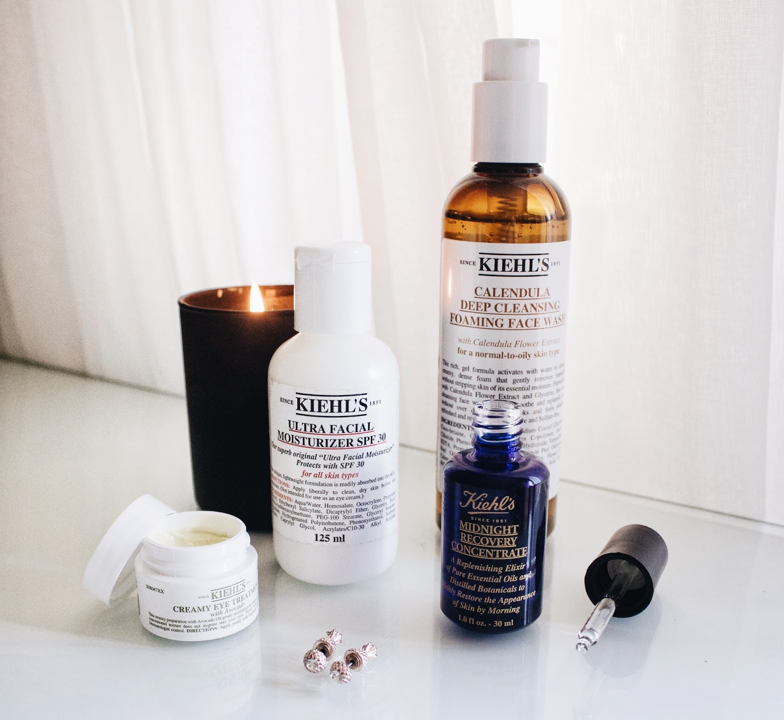 Kiehls change your skin
