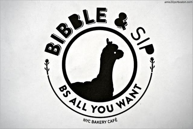 Cafeterías de Nueva York: Bibble & Sip