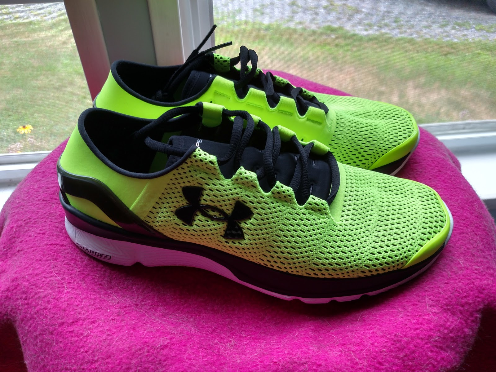 under armour apollo. for my birthday, i wanted a pair of \ under armour apollo