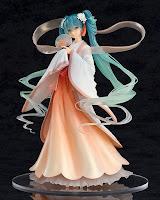 Figura de la semana: Hatsune Miku / Harvest Moon