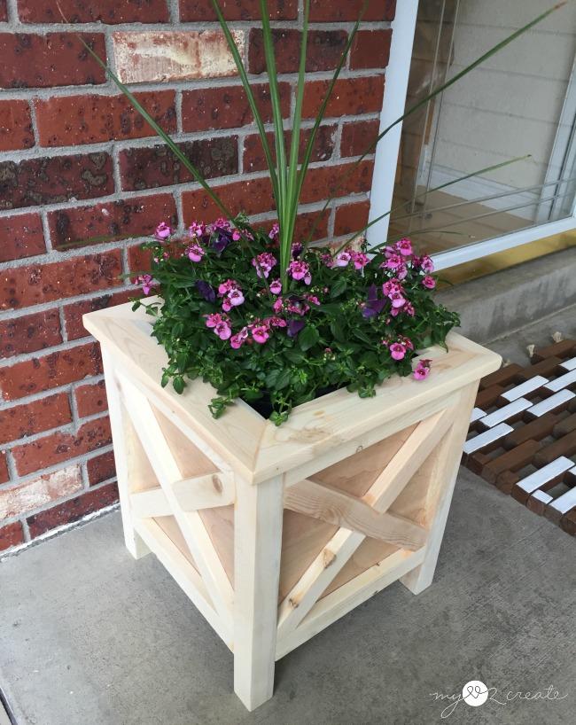X planters, My Love 2 Create