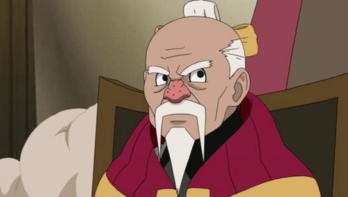 Naruto Karakter - Kumpulan Foto Ōnoki dan Fakta Ōnoki