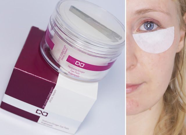 Dr. Fuchs Cosmetics - Hyaluron/Ginger Eye Pads Augenpads