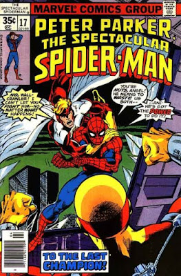 Spectacular Spider-Man #17