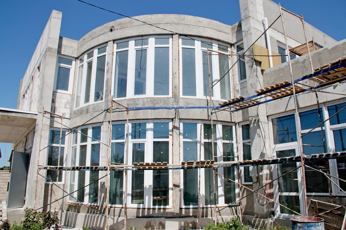Утепление фасадов высотные работы Севастополь