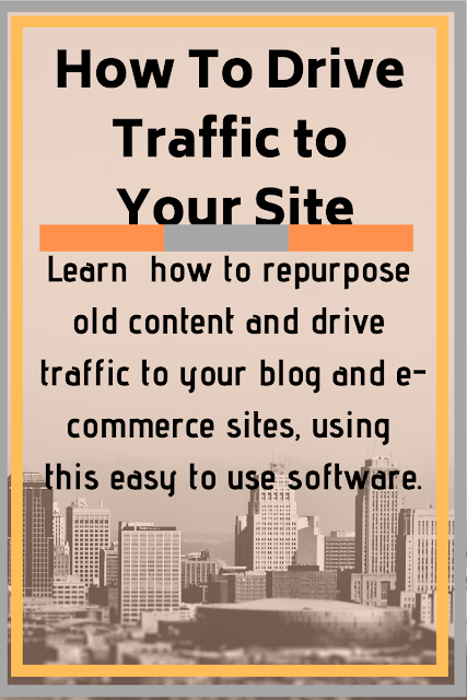 How to get more traffic to your blog and products using Vidicle