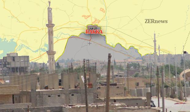 Rakka Operasyonu DSG YPG YPJ Romani Mahallesi