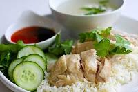 Resep Nasi Ayam Hainan Lezat