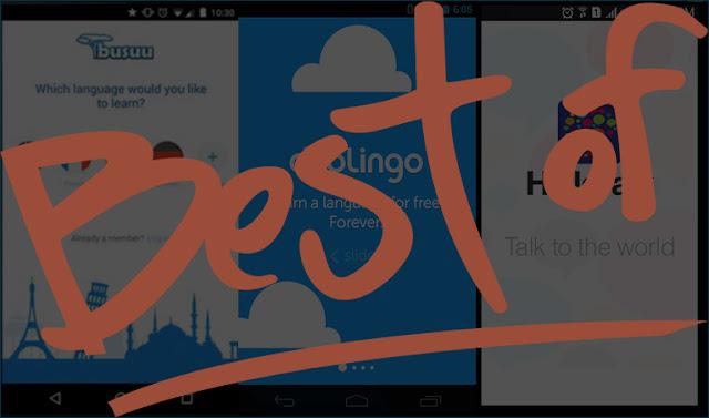 أفضل تطبيقات تعلم اللغة الإنجليزية على هواتف الأندرويد