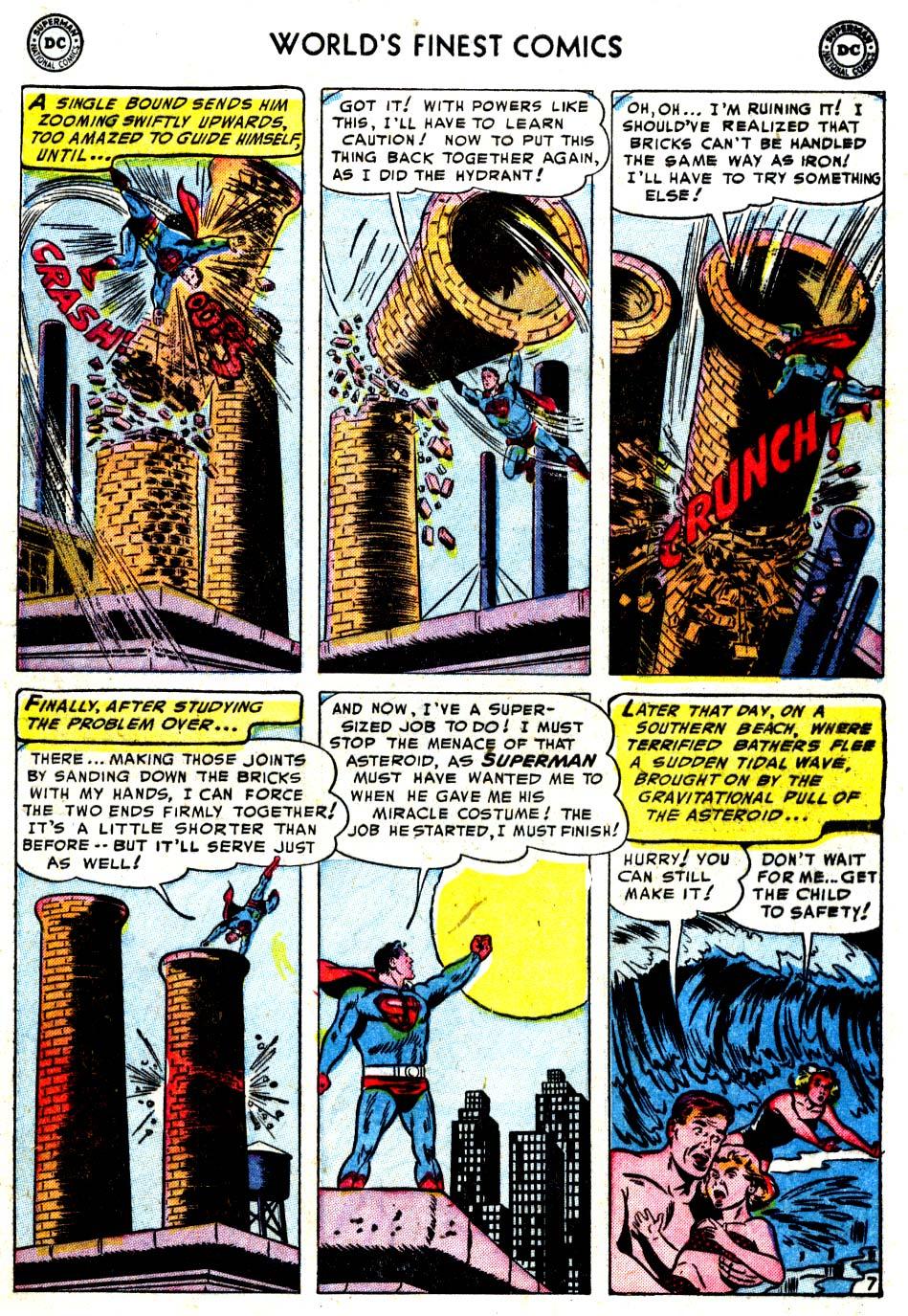 Read online World's Finest Comics comic -  Issue #68 - 9