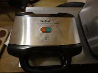 Tefal Ultracompact SM1552 sandwich maker