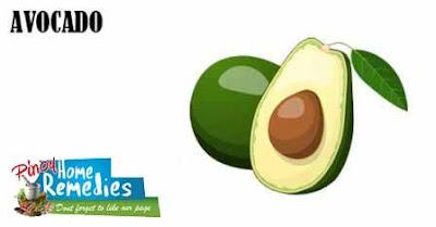 Home Remedies For Hair Loss: Avocado