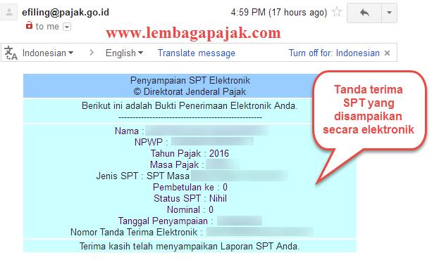 Cara Lapor Pajak Online Pph 21 Dengan Efilling Djp Online