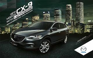 Brosur Mazda CX-9