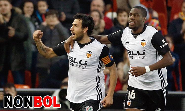 Cuplikan Gol Valencia 2-1 Deportivo | La Liga Pekan 19